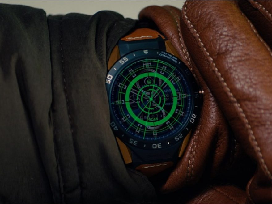 TAG Heuer Kingsman and the connected watch Arts and
